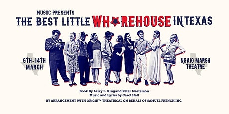 MUSOC Presents: The Best Little Whorehouse in Texas  tickets