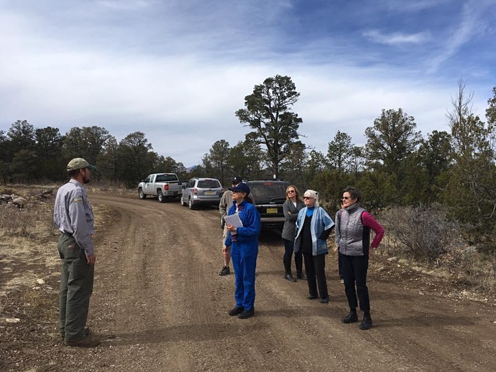 Murder in the Canyon-Guided tour to the John Tunstall murder site image