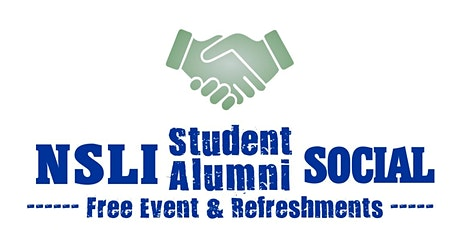 NSLI Student-Alumni Social tickets