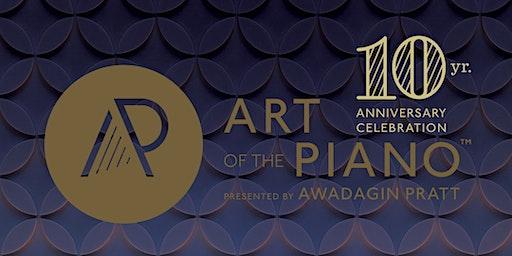 Multi-Passes   2020 Art of the Piano Festival