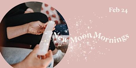 February  New Moon Morning tickets