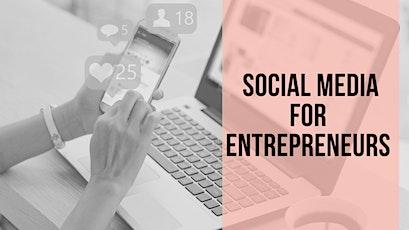 Social Media for Entrepreneurs tickets