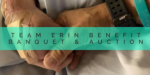 Team Erin Benefit Banquet & Auction