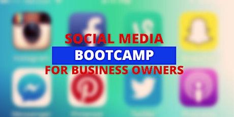 Social Media Bootcamp tickets