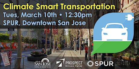 Climate Smart Transportation tickets