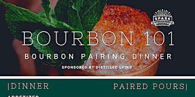 Bourbon 101 & Bourbon Pairing Dinner