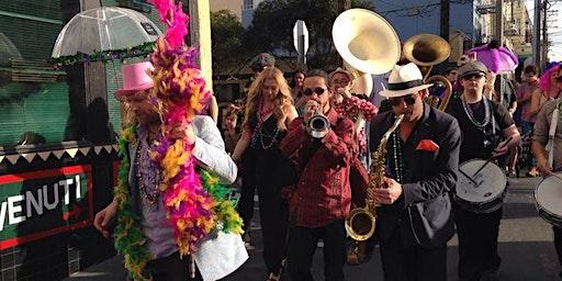 San Francisco Mardi Gras