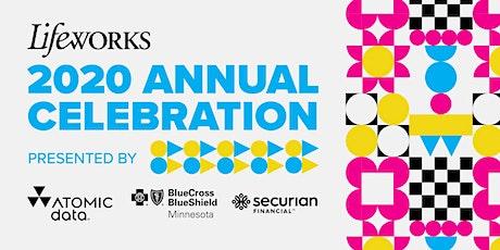 2020 Lifeworks Annual Celebration - Staff Registration tickets