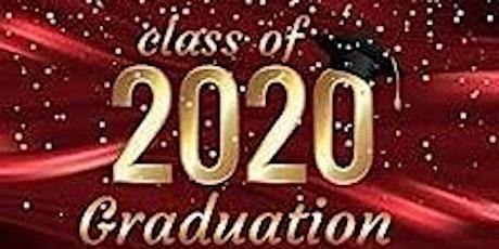 Copy of KimberlyA's...Graduation Commencement 2020 tickets