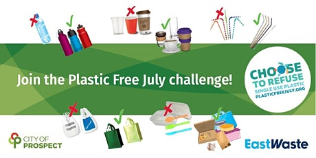Plastic Free July tickets