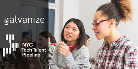 Galvanize NYC: Data Analyst Training Accelerator Info Session for May Cohort tickets