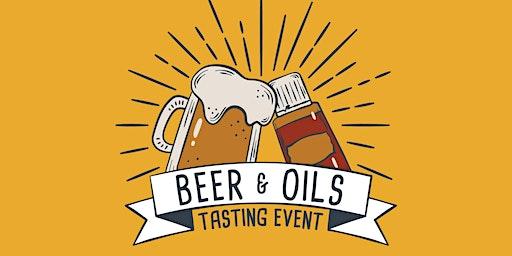 Beer & Oils Tasting Event
