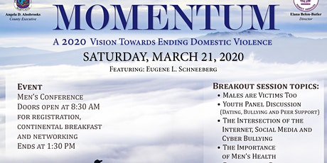 MoMENtum: A 2020 Vision Towards Ending Domestic Violence tickets