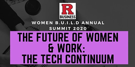 Women BUILD Summit 2020 tickets