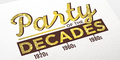 Party Of The Decades tickets