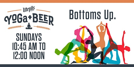 Yoga Flow at Utepils Brewery tickets