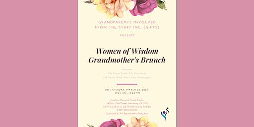 Women of Wisdom: Grandmother's Brunch
