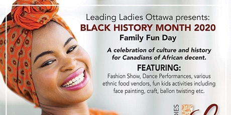 Black History Month 2020 - Family Fun Day tickets