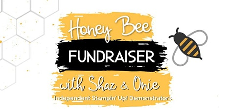 Honey Bee Card Making Fundraiser tickets