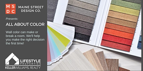 All About Color - Home Design tickets