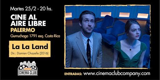 Cine al Aire Libre: LA LA LAND (2016) - Martes 25/2