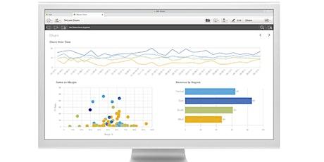 Data Visualization for Beginners using Qlik Sense tickets