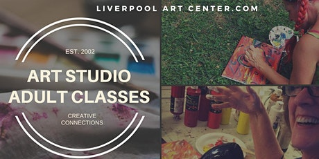 Adult Painting and Drawing Classes  tickets