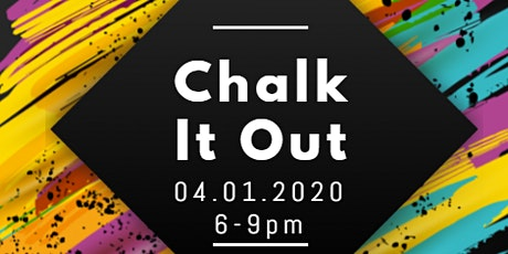 Chalk It out tickets