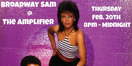 Soul & Funk Night with DJ Broadway Sam at Amplifier - No Cover Charge tickets