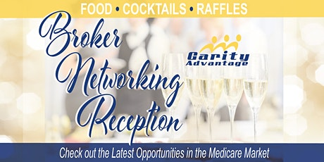 5th Annual GarityAdvantage CT Broker Networking Reception tickets