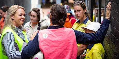 WOMEN ON TOOLS - IWD & QLD Women's Week BREAKFAST tickets