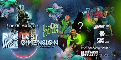 LostDimension Limited Edition ingressos