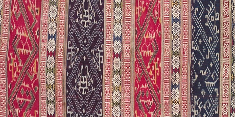 Seeing and Knowing Colors of Southeast Asian Textiles tickets