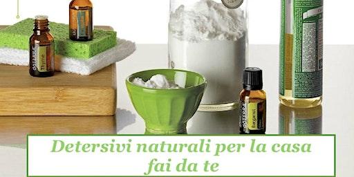 Massa  (MS) Detersivi naturali per la casa fai da te