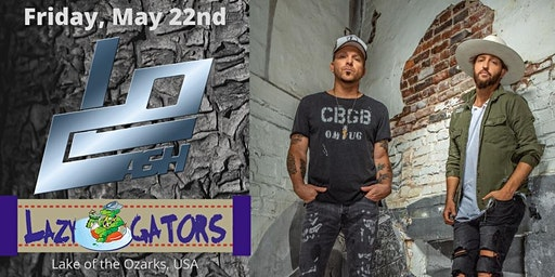 LOCASH Live at Lazy Gators 2020