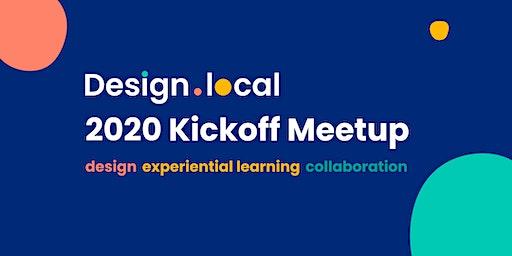 Design.local 2020 Kickoff Meetup