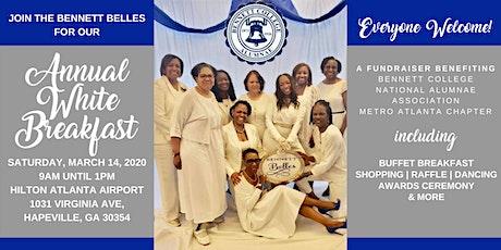 Annual White Breakfast   Metro Atlanta Bennett College Alumnae Chapter tickets