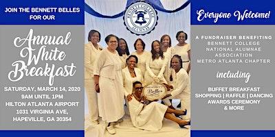 Annual White Breakfast   Metro Atlanta Bennett College Alumnae Chapter