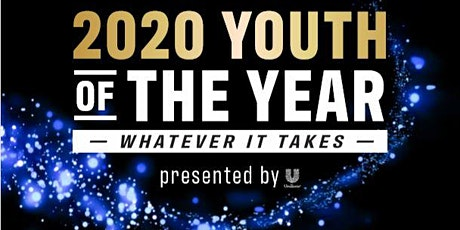 2020 Youth of the Year Gala entradas