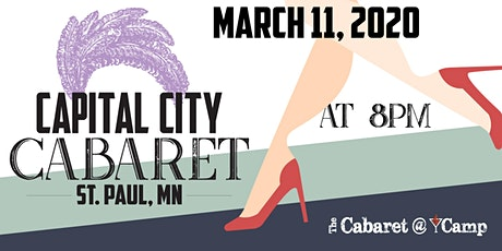 Capital City Cabaret: After School Special tickets
