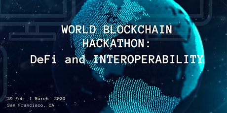 World Blockchain Hackathon, San Francisco tickets