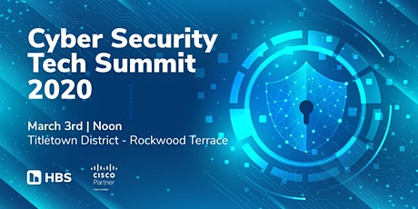 HBS Cyber Security Tech Summit 2020 tickets