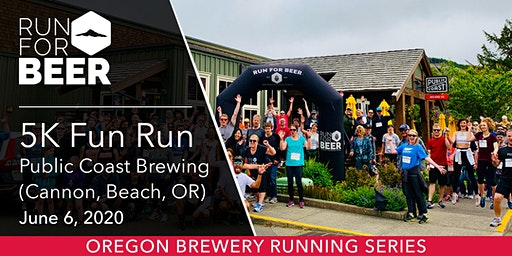 Public Coast Brewing 5k Fun Run
