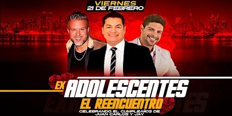 Ex ADOLESCENTES - El Reencuentro tickets