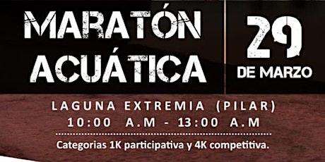 Maraton Acuatica Lago Extremia entradas