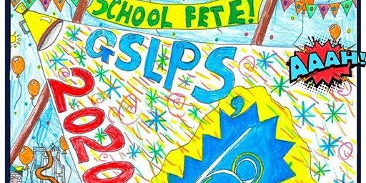 GSLPS Fete - 5KL & 6SM - Crazy Hair Stall and Temporary Tattoos - 21 March 2020