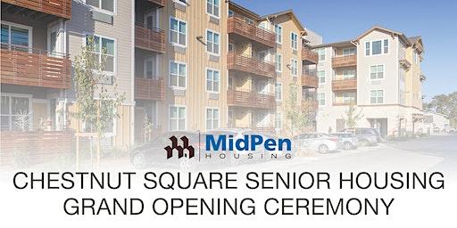 Chestnut Square Senior Housing Grand Opening