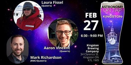 Astronomy on Tap Kingston tickets