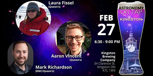 Astronomy on Tap Kingston