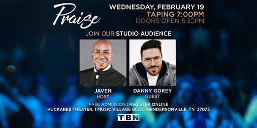 TN - Danny Gokey with Javen, Host